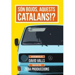 "DVD documental ""Són bojos aquests catalans!?"""