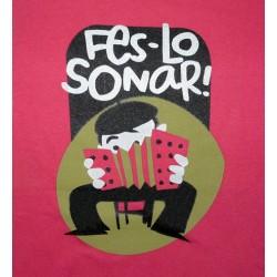 Samarreta Fes-lo sonar