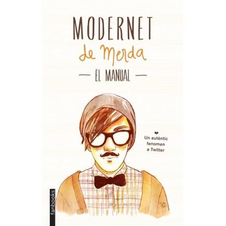Llibre Modernet de merda. El manual