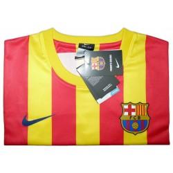 Samarreta oficial Nike FC Barcelona senyera - Model econòmic