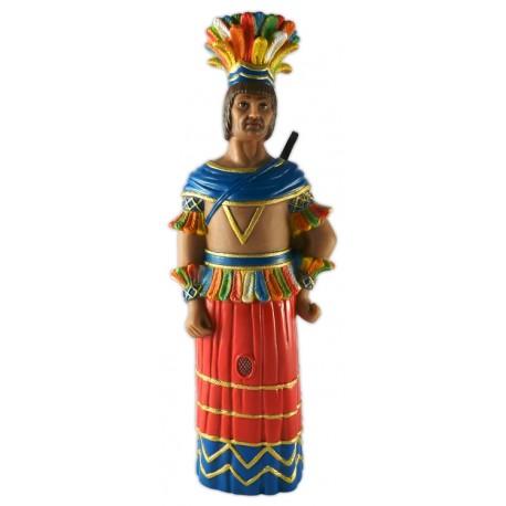 Figura gegant Indi Reus