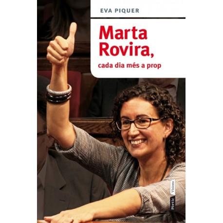 Llibre Marta Rovira, cada dia més a prop