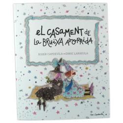 Llibre El casament de la Bruixa Avorrida