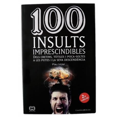 Llibre 100 insults imprescindibles