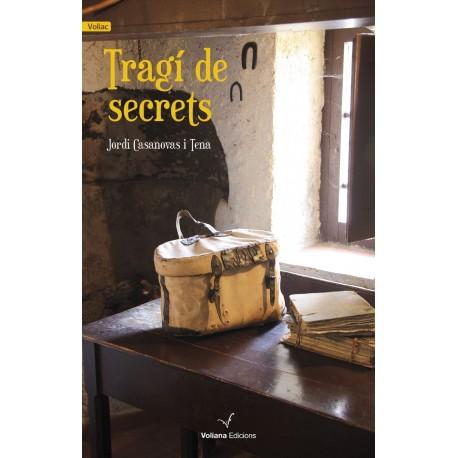 """Llibre """"Tragí de secrets"""""""