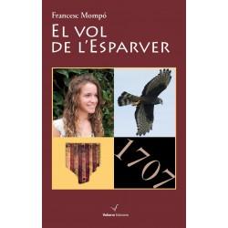 """Llibre """"El vol de l'esparver"""""""