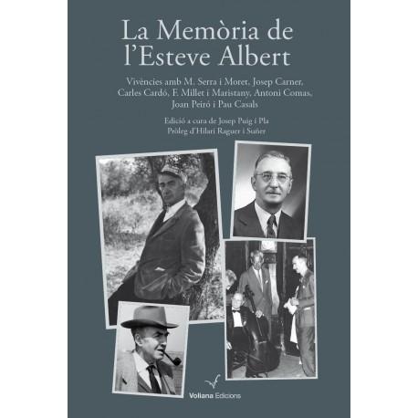 """Llibre """"La Memòria de l'Esteve Albert"""""""