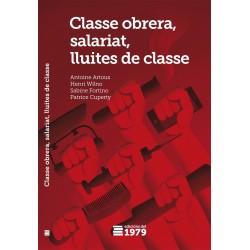"""Llibre """"Classe Obrera, salariat i lluites de classe"""""""