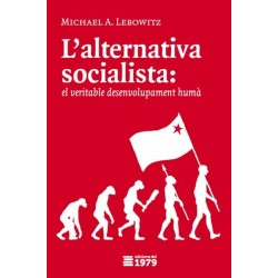 "Llibre ""L'alternativa socialista"""