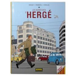 Còmic Les aventures d'Hergé