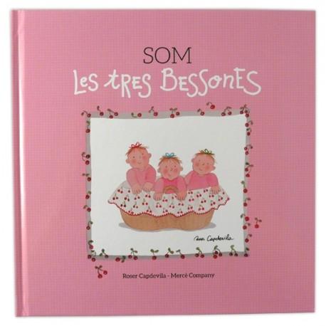 Llibre Som les tres bessones