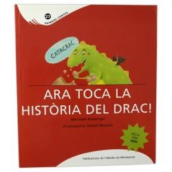 Llibre Ara toca la història del drac