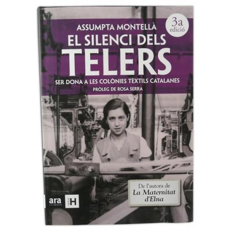 Llibre El silenci dels telers