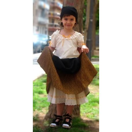 Vestit tradicional de pagesa