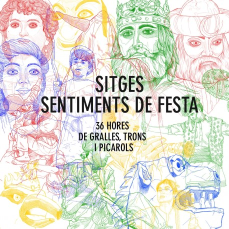DVD documental - Sitges, sentiments de festa