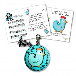 Cantapip Musical El Gall i la Gallina