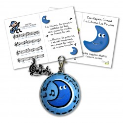 Cantapip Musical La Lluna la Pruna