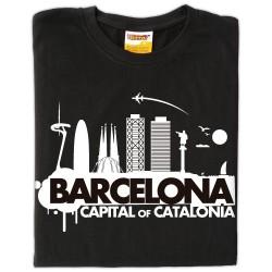 Samarreta Barcelona - Catalonia