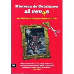 Llibre Història de Catalunya al revés