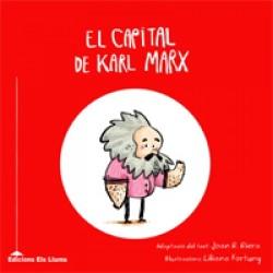 Llibre infantil El Capital de Karl Marx