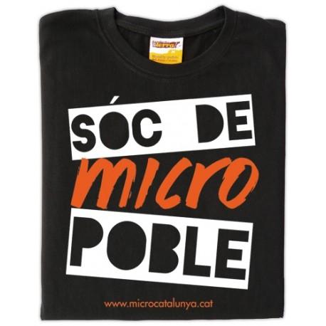 Samarreta Sóc de micropoble