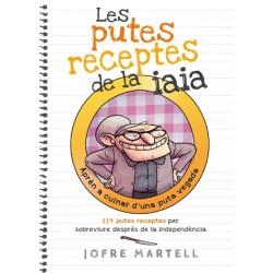 Llibre Les putes receptes de la iaia