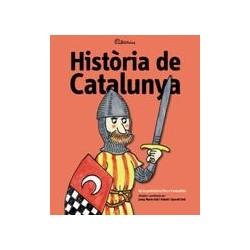 Llibre infantil Història de Catalunya