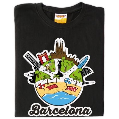 Samarreta Barcelona
