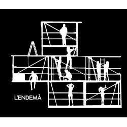 """Samarreta oficial de la pel·lícula """"L'Endemà"""" PER A NOIA"""
