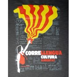Samarreta noia tirants Correllengua 2014