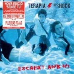 CD Escapa't amb mi (Edició especial) - Terapia de Shock