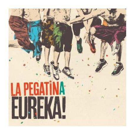 CD Eureka - La pegatina