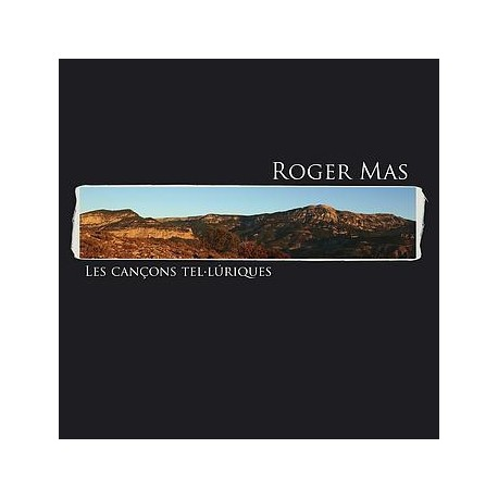 CD Les cançons tel.lúriques - Roger Mas