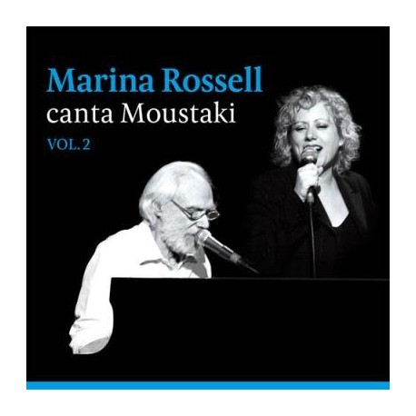 CD Marina Rossell canta a Moustaki Vol. 2