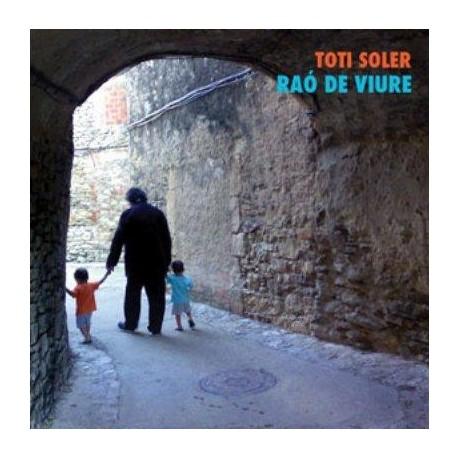 CD Rao de viure - Toti Soler