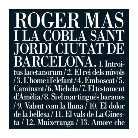CD Roger mas y la cobla de Sant Jordi