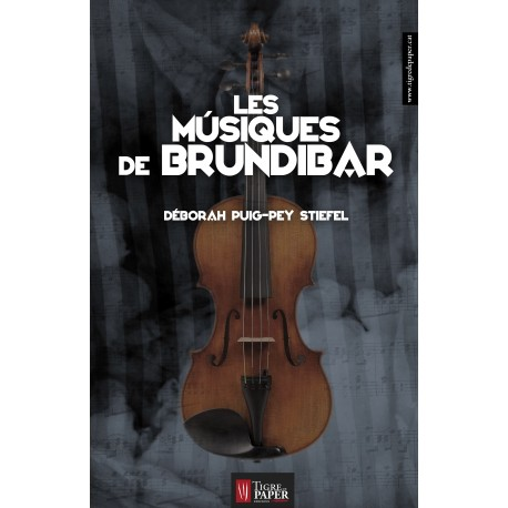 Llibre Les músiques de Brundibar