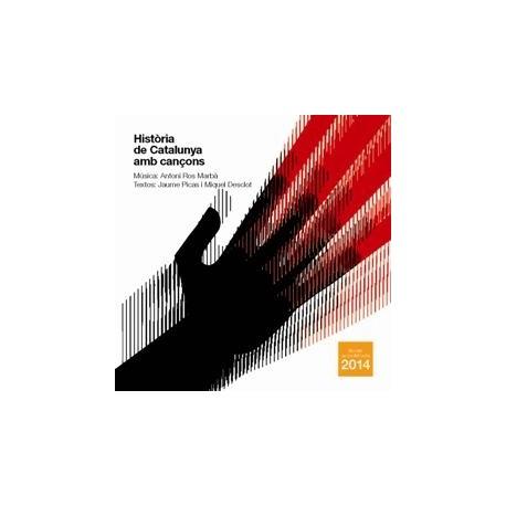 CD Història de Catalunya amb cançons