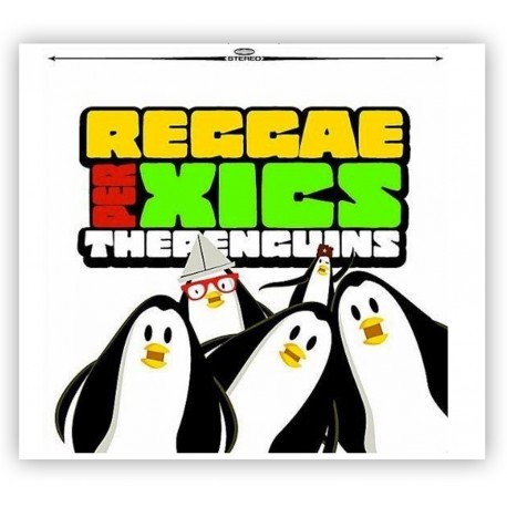 CD the Penguins Reggae per xics