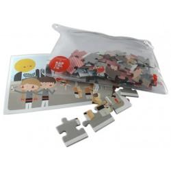 El nan casteller - Puzzle de viatge