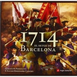 Llibre 1714. El setge de Barcelona