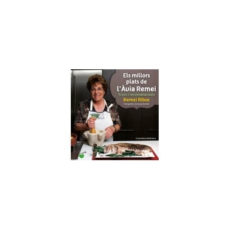 Llibre Els millors plats de l'Àvia Remei