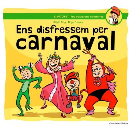 Llibre Ens disfressem per carnaval