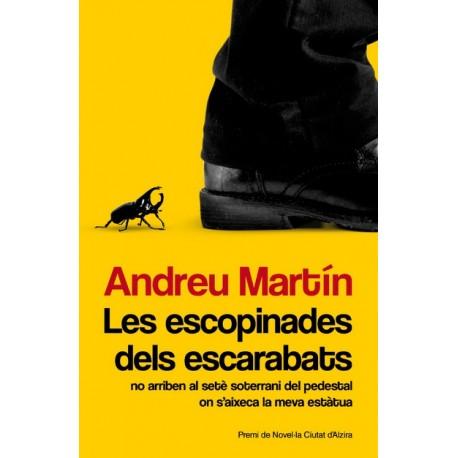Llibre Les escopinades dels escarabats