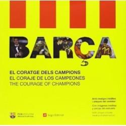 Llibre Barça. El coratge dels campions