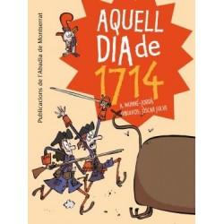 Llibre Aquell dia de 1714