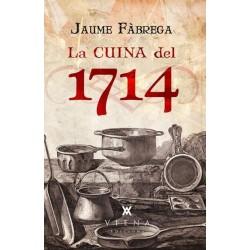 Llibre La cuina del 1714