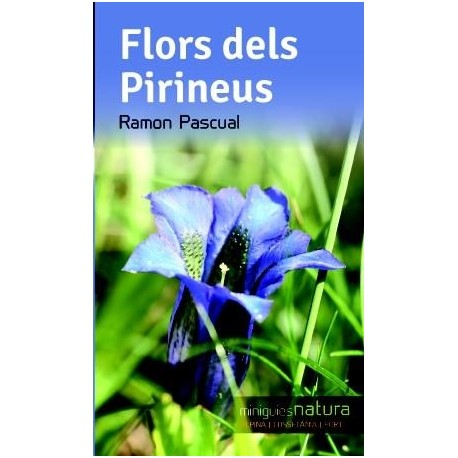 Llibre Flors dels Pirineus