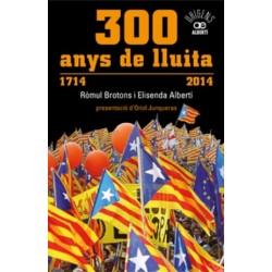 Llibre 300 anys de lluita