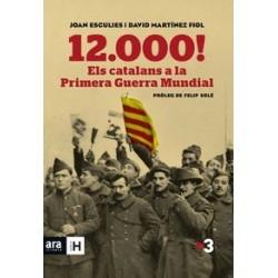 Llibre 12000, els catalans a la gran guerra